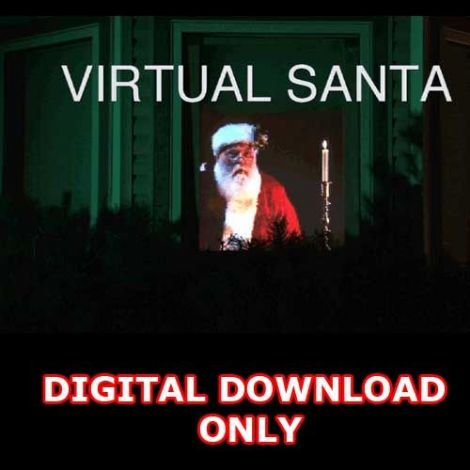 VIRTUAL SANTA - NON HIGH DEFINITION - DIGITAL DOWNLOAD